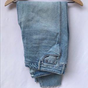 Rockstar Super Skinny Ankle Jeans light Wash